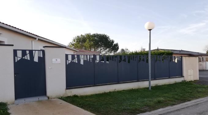 Montech clôture